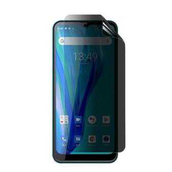 Oukitel C23 Pro Privacy Plus Screen Protector