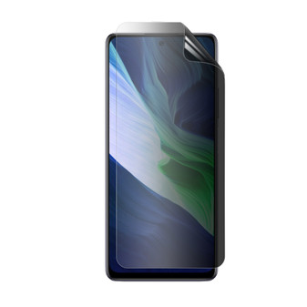 Infinix Note 10 Pro NFC Privacy Screen Protector