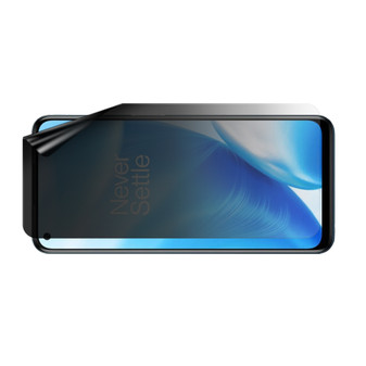 OnePlus Nord N200 5G Privacy Lite (Landscape) Screen Protector