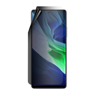 Infinix Note 10 Pro NFC Privacy Lite Screen Protector