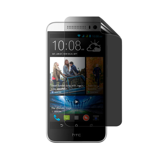 HTC Desire 616 Privacy Plus Screen Protector