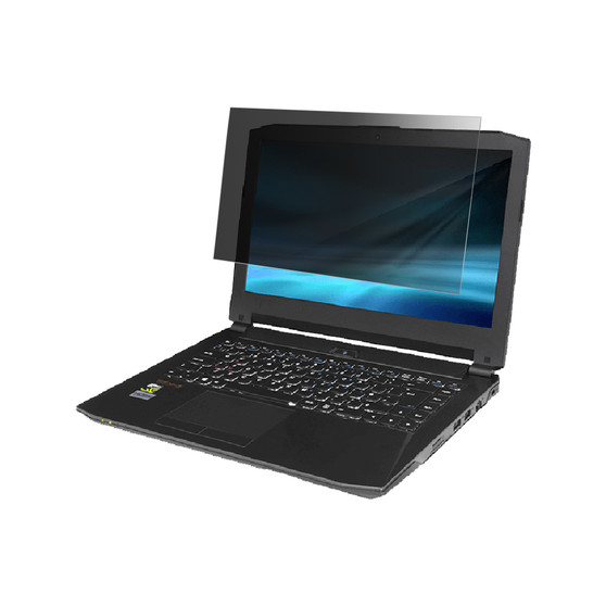 Clevo P640RF Privacy Plus Screen Protector