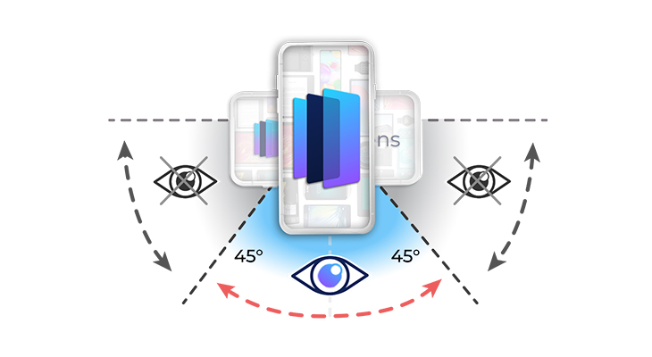 Portrait Privacy Screen Protector