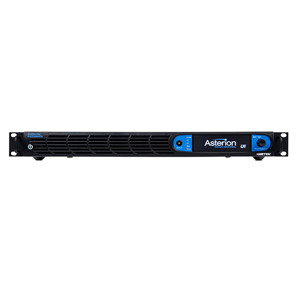 Asterion Series 1.5KVA AC Power Source Front