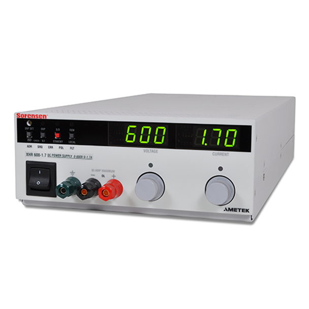 XHR 1000W DC Bench Power Supply Right Side