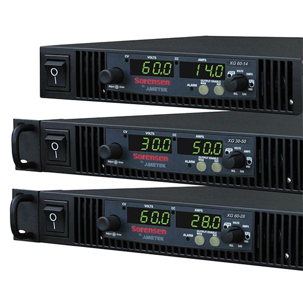 XG 850, XG 1500, XG 1700 3-Stack