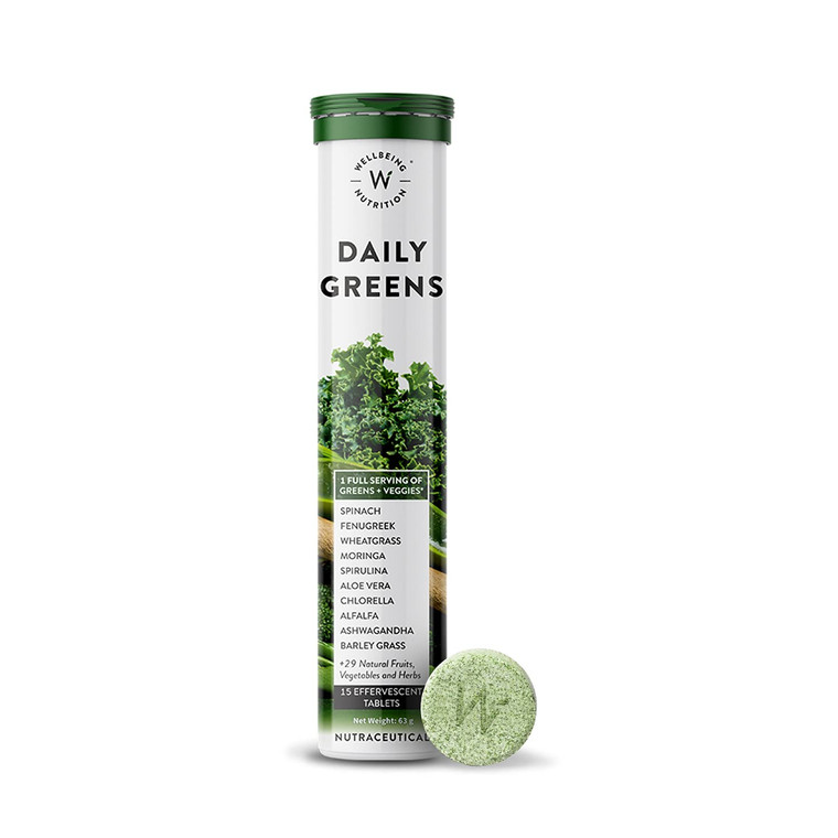Wellbeing Nutrition Daily Greens