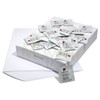 50 bulk wholesale kits of inkless wipes and coated paper