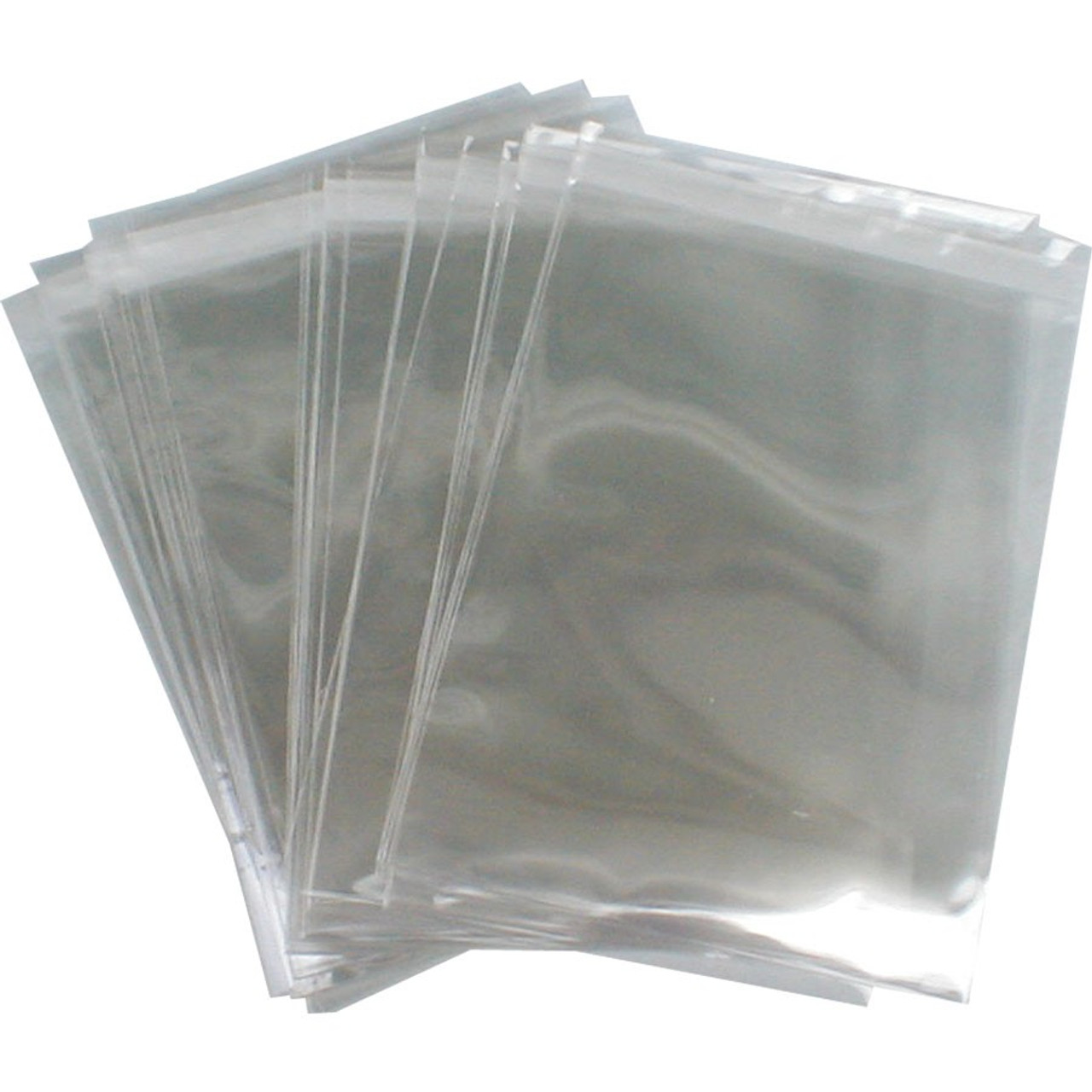 Cellophane Wallets for Packaging Inkless Kits