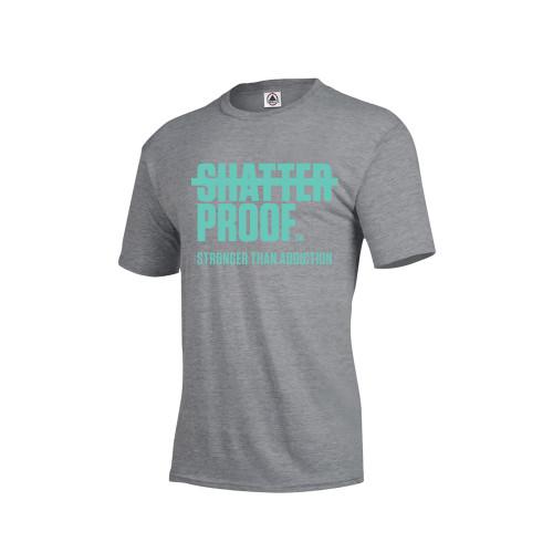 Shatterproof Gray Shirt