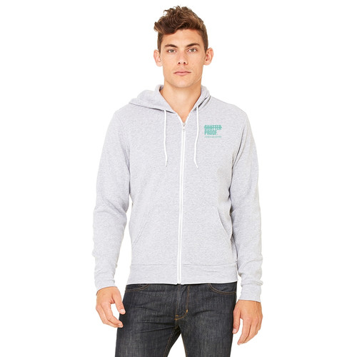 Shatterproof Fleece Full-Zip Hooded Sweatshirt