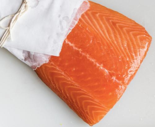 California King Salmon Fillet
