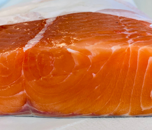 Sashimi Grade - Wild CA King Salmon