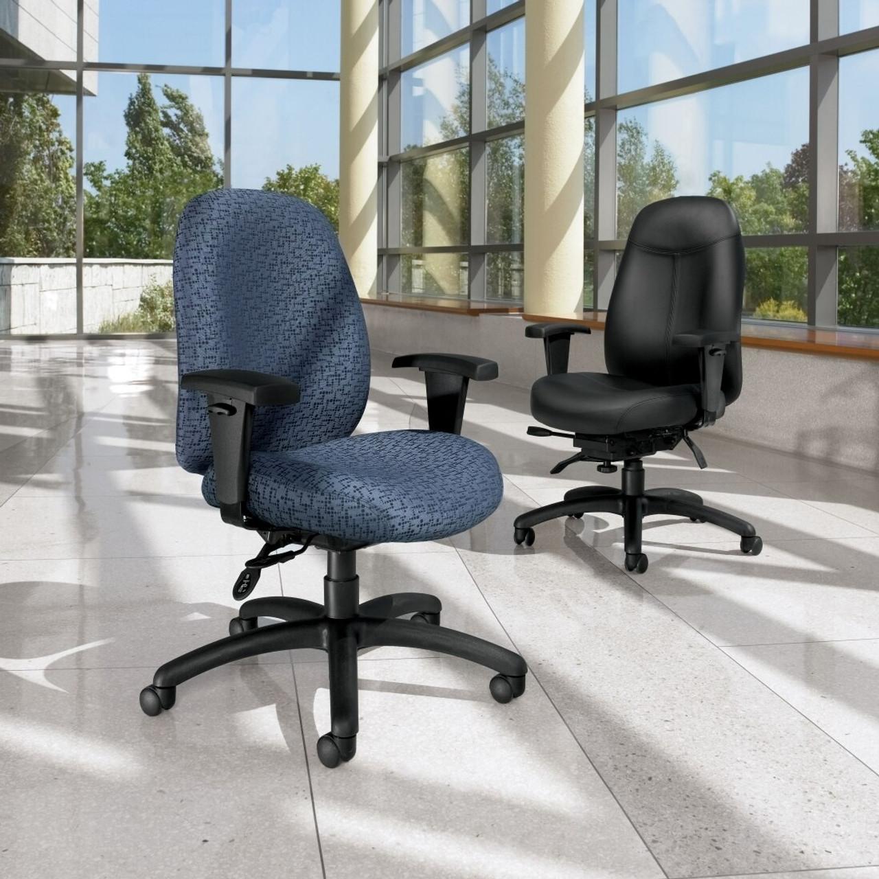 Granada family of ergonomic chairs