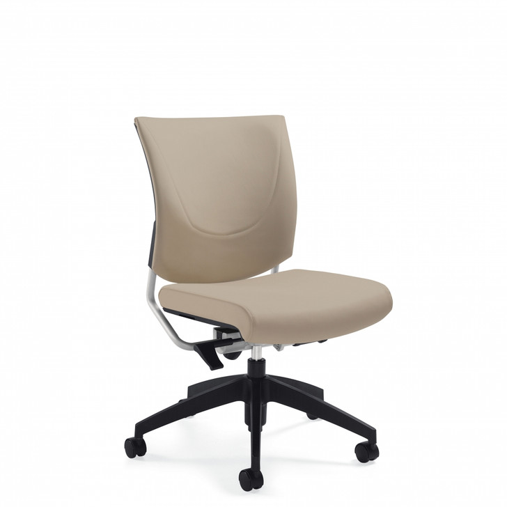 Graphic™ Upholstered Posture Back, Armless (2737)