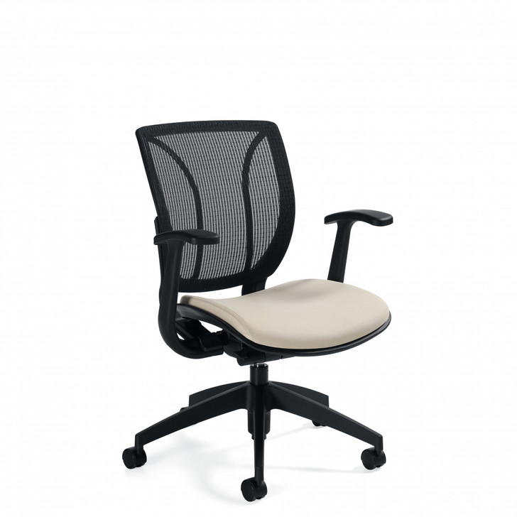 Roma®Mesh Medium Posture Back with Arms (1906)