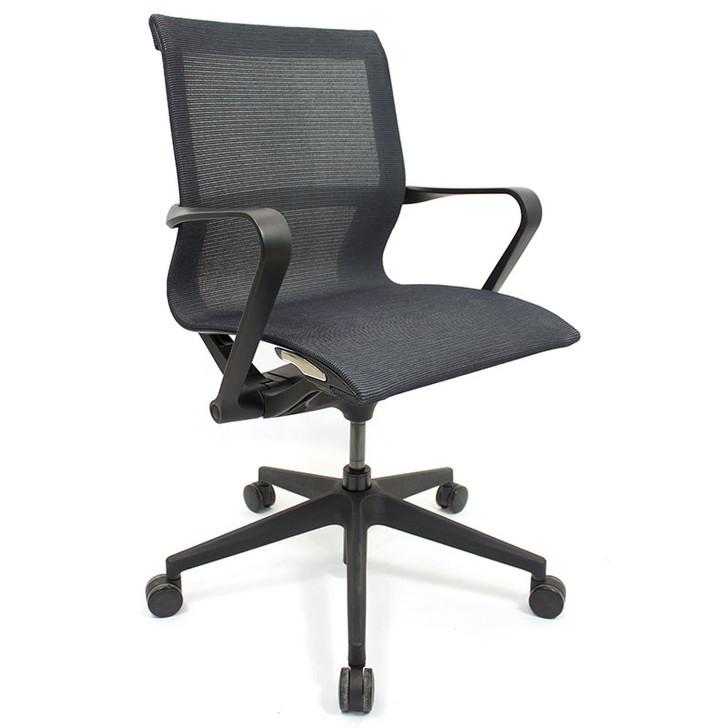 Icon C4 Mesh Black Office Chair