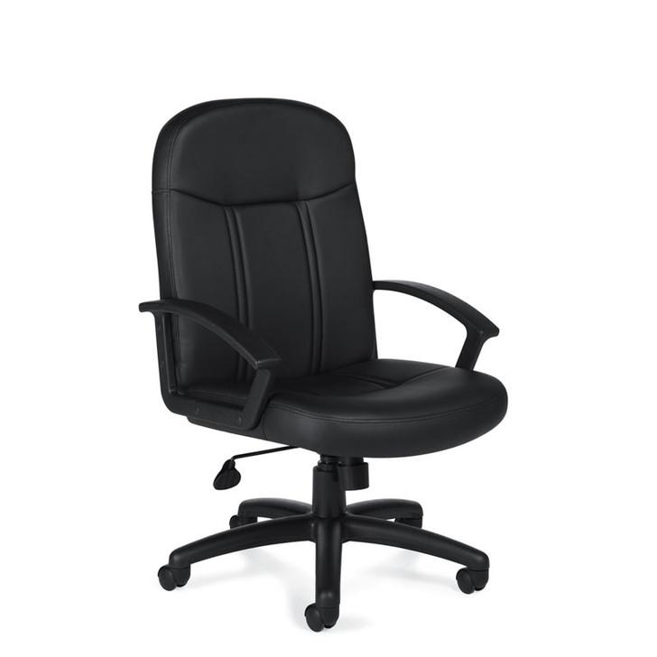 Altona OTG11616B, High Back Leather Tilter, OTG