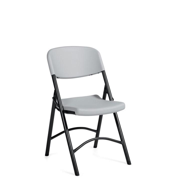 Lite-Lift OTG11674, Armless Folding Chair, OTG