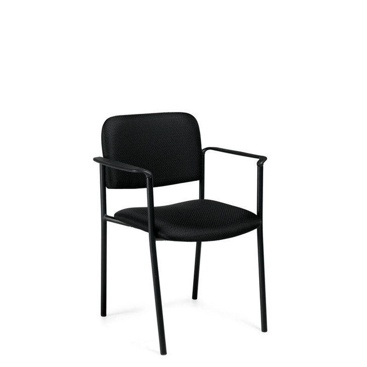 Minto MVL2747, Low Back Stacking Armchair, OTG