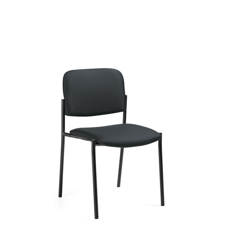 Minto MVL2748, Armless Low Back Stacking Chair, OTG
