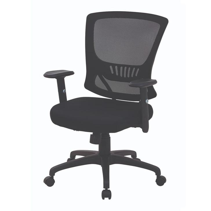 Mesh Back & Seat Locking Tilt Task Chair