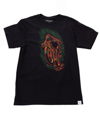 Jones Sasquatch SS T-Shirt: NEW COLORS