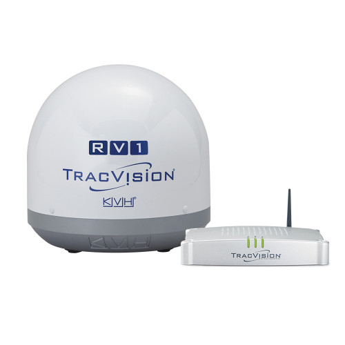 "KVH TracVision RV1 13.5"" Satellite TV Antenna 01-0367-07 w/Special Up to $750 Offer*"