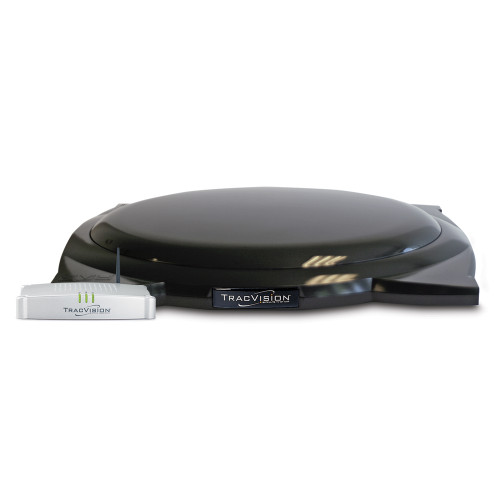 KVH T 01-0385-02 TracVision A9 with IP-Enabled TV-Hub - Direct Roof Mount Version + Special Offer*