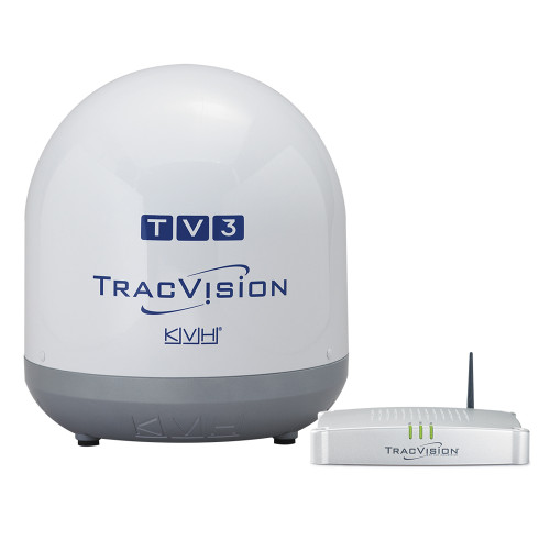 KVH TracVision TV3 - Circular LNB f/North America 01-0368-07 w/Up to $750 Cash Back*