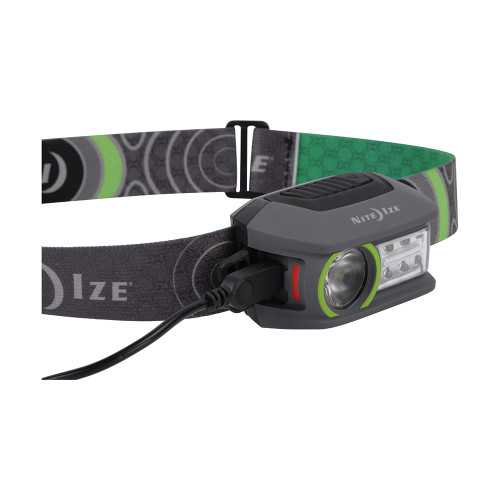 Nite Ize Radiant 250 Rechargeable Headlamp w/ Multiple LED Light Modes