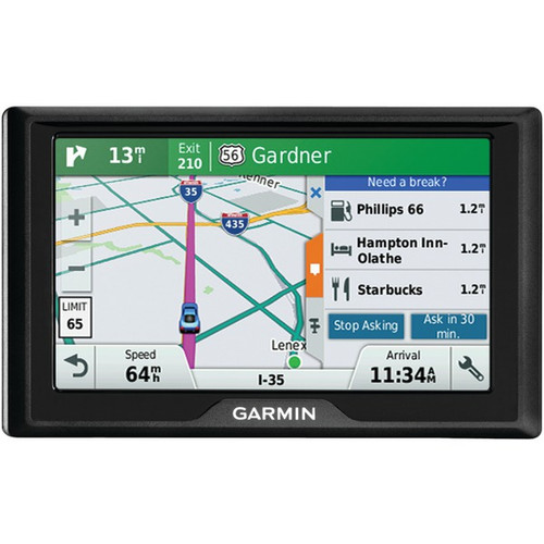 "Garmin  010-01532-07 Drive 50 5"" GPS Navigator 50LM (w/Free Lifetime Map Updates for the US & Canada)"
