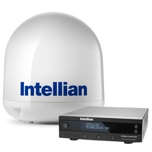 "Intellian i4 US System 18"" w/North Americas LNB B4-409AA - Satellite TV  Receiver/System"