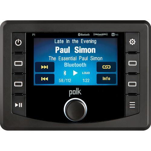 "Polk Audio 4.3"" Waterproof Bluetooth/ APP Ready Stereo W/3 Months Free SiriusXM + $70 Back Offer*"