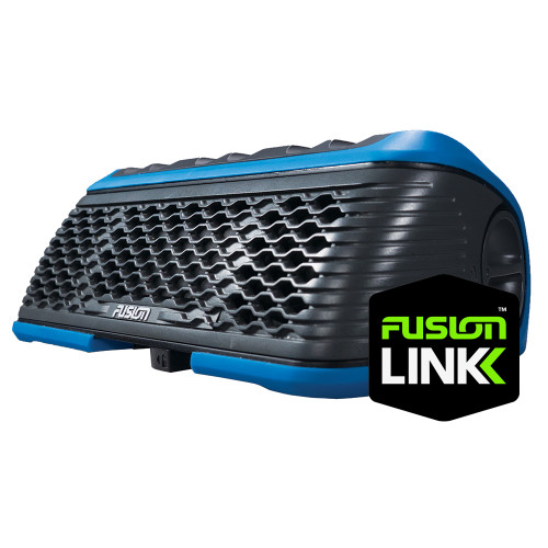 FUSION STEREOACTIVE Waterproof Stereo - Blue
