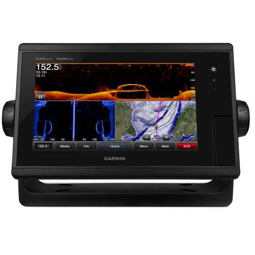 "Garmin GPSMAP® 7608xsv 8"" Chartplotter & Sounder 010-01305-13 w/$200 Mail-In Rebate*"