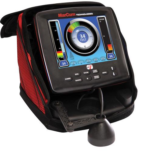 """MarCum LX-7 Digital Sonar System - 8"""" LCD Dual Beam"""