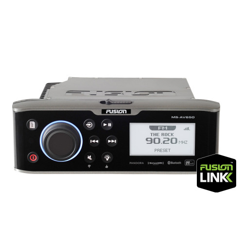 FUSION AV650 DVD/CD Marine Entertainment System w/Bluetooth + Special Offer*