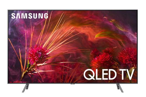 "Samsung Q8FN 55"" QLED Smart TV 4K Ultra HD  2018 w/HDR (Renewed)"