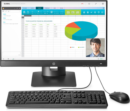 "HP T310 AIO G2 Zero Client 23.8"" LED Tera 2321 512 MB RAM 32 MB eMMC (3CN13AA#ABA)"