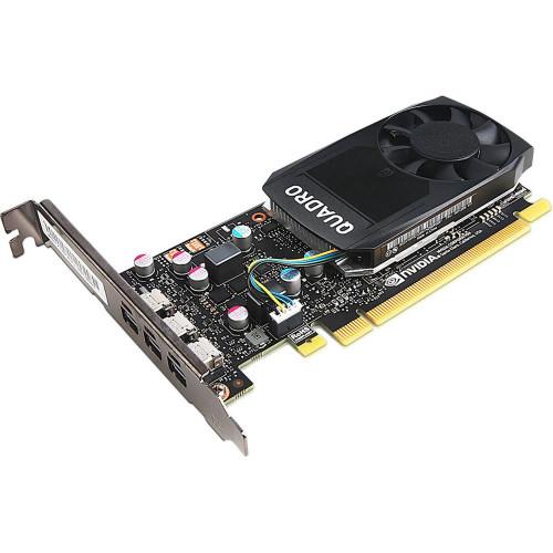 Lenovo 4X60N86657 ThinkStation NVIDIA® Quadro P400 2GB GDDR5 3 x Mini DP Graphics Card (Renewed)