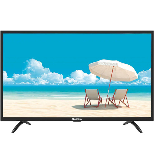 "Quasar Q32HST1M 32"" Class HD Smart LED TV  - NO TAX"