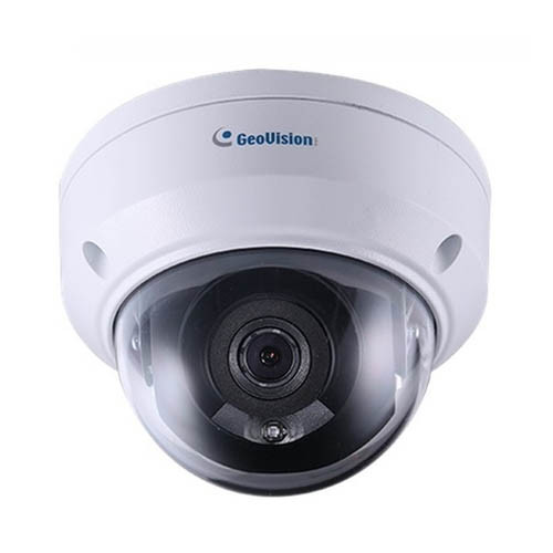 Geovision GV-TDR4702-0f 4 Megapixel Network Camera - Dome - No Tax