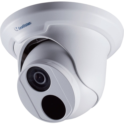 Geovision GV-EBD4700 4MP Outdoor Eyeball Network Dome Camera F / D & N Surveillance - No Tax