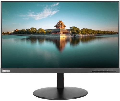 "Lenovo ThinkVision T22i 21.5"" (1920x1080) IPS LED-Backlit LCD Monitor Black - No Tax"