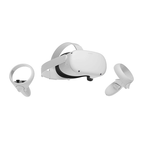 Oculus Quest 2 Advanced All-In-One Virtual Reality Headset 64 GB - No Tax