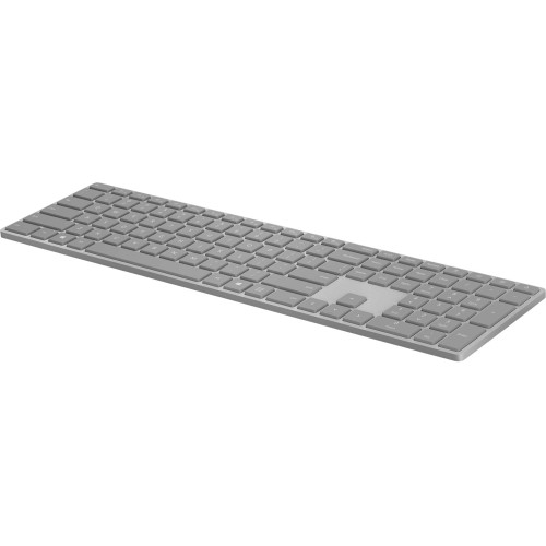 Microsoft Surface Wireless Bluetooth Keyboard Canada (French) Edition - Gray - No Tax