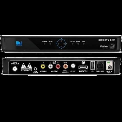 KVH DIRECTV H25 HDSWM Satellite TV Receiver w / IR Remote Included (Renewed) - NO Tax