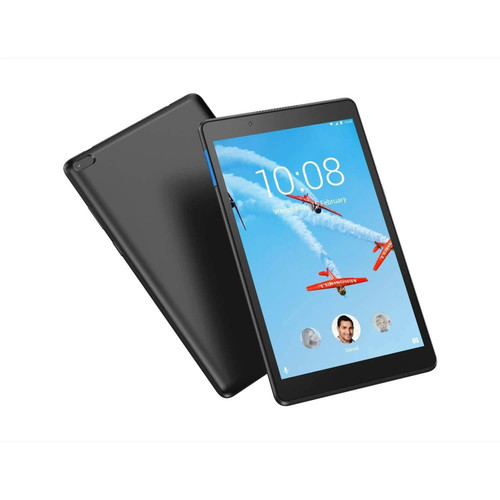 "Lenovo Tab E8 Mediatek MT8163B 1.3GHz 16GB eMCP 2GB 8"" Tablet SLATE BLACK (Renewed) - No Tax"
