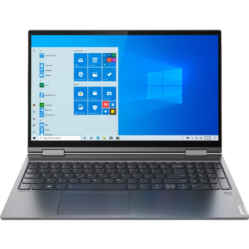 "Lenovo YOGA C740-15IML 2-in-1 15.6"" Convertible Laptop i7-10510U 512GB SSD 8GB (Renewed) - No Tax"
